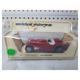 Matchbox Yesteryear Y3 1934 Riley MPH MIB