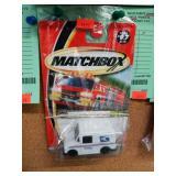"Matchbox 2000 Issue ""Postal Delivery Van"""