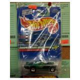 2000 Hot Wheels Treasure Hunt 57 T-Bird MOC