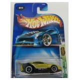 """2004 Hot Wheels Treasure Hunt #11 of 12 """"Super"""