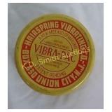 +Vintage Wristwatch Hairspring Tin