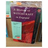 Book: A History of Witchcraft in England