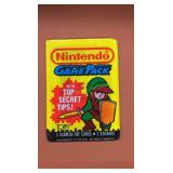 1989 Topps Ninento Game Pack Wax Pack