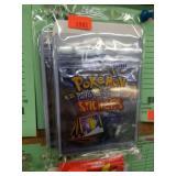 "2 sealed packs - ""Pokemon stickers"