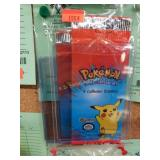 "Rare - ""Pokemon Sandy Lion sealed sticker pack"