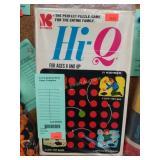 C1972 Kohner Hi-Q Game Complete