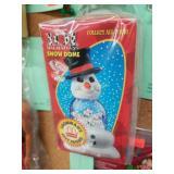 1996 101 Dalmatians Snowglobe Snowman
