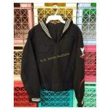 +WWII US Navy Cracker Jack Wool Shirt