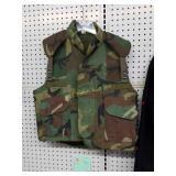 +Army Flack Vest
