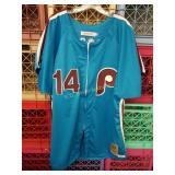 +58 Pete Rose Philadelphia Phillies Jersey