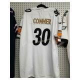 +James Conner Pittsburgh Steelers Away Jersey