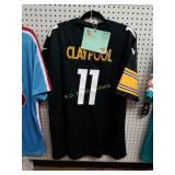 +Chase Claypool Pittsburgh Steelers Home Jersey