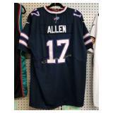 +Josh Allen Buffalo Bills Alternate Jersey New