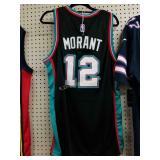 +Ja Morant Memphis Grizzlies Jersey New Sx XL