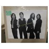 Beatles Picture - Black and White 39 1/2 by 29 1/2