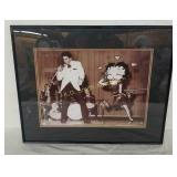 "+Framed Elvis Presley ""Star Struck Betty"" Picture"