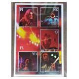 "+""Pink Floyd"" Poster"