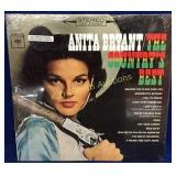 """Sealed - Anita Bryant """"The Country"""