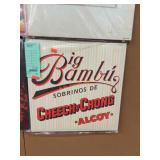 """Cheech and Chong """"Big Bambu"""" - Gatefold LP"""