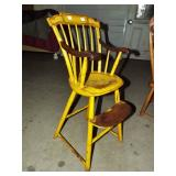 EARLY PLANK SEAT YOUTH CHAIR