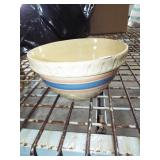 MID CENTURY BANDED BOWL