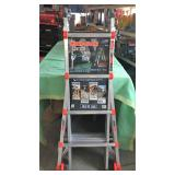 10 Extension ladders