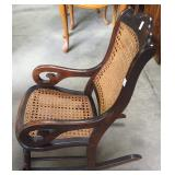 CHILD VICTORIAN BENTWOOD ROCKER