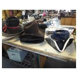 ASSORTED WESTERN HATS