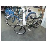 ASSORTED RETRO BIKES