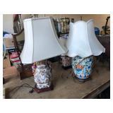 ORIENTAL STYLE LAMPS
