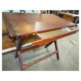 DRAFTING TABLE WITH DRAWER