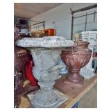 ASSORTED URNS