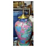 ORIENTAL STYLE LAMP