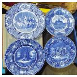 ASSORTED COMMEMORATIVE PLATES
