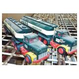 ASSORTED HESS TRUCK TOYS