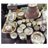 SPODE CHINA SET