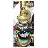 ORIENTAL LAMP BASE