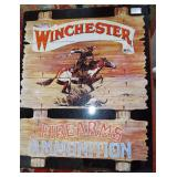 METAL TIN SIGN