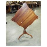 FANCY TILT TOP TABLE