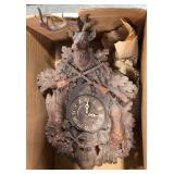 BLACK FOREST STYLE CUCKOO CLOCK