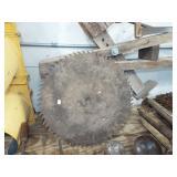 large circular saw blade