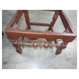 large double ball ballester on chair