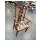 early arm chair