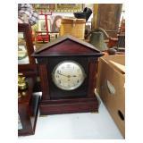 seth tomas mantle clock