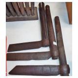 3 iron shingle fro
