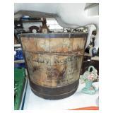 wood adv, bucket