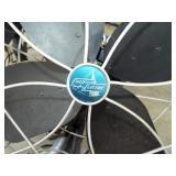 marking on fan