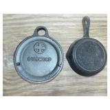 small Griswold pans