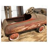FIRECHIEF PEDAL CAR