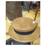 EARLY PANAMA HAT